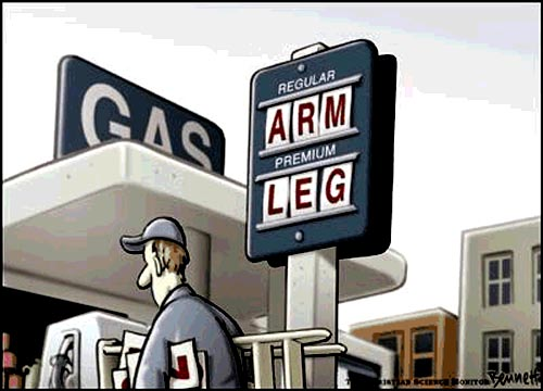 Gas Prices San Diego >> High Gas Prices…Less Commuting - 92101 Urban Living